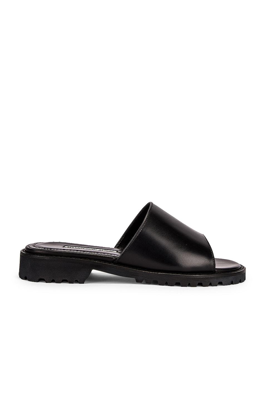 Image 1 of Manolo Blahnik Campaiapla Sandal in Black