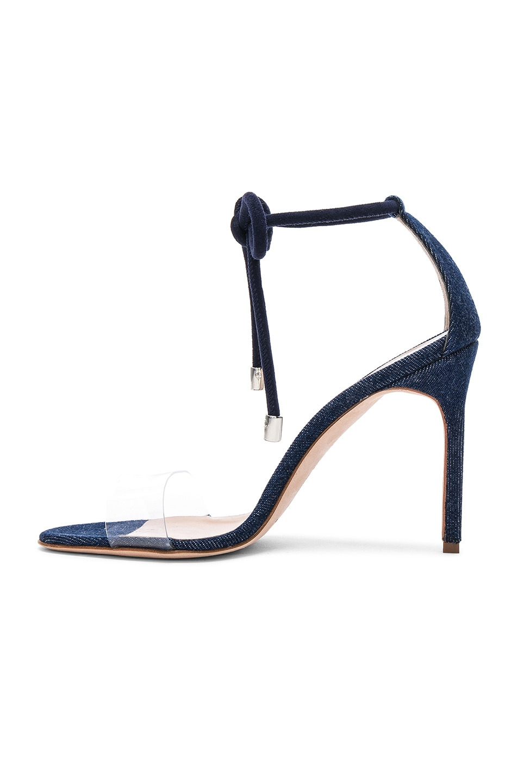 Image 5 of Manolo Blahnik Estro 105 Sandal in Blue