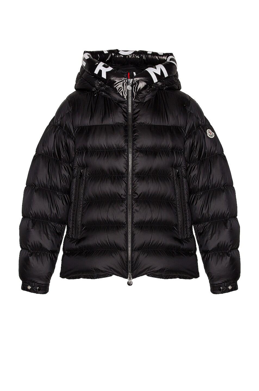 Image 1 of Moncler Salzman Jacket in Black