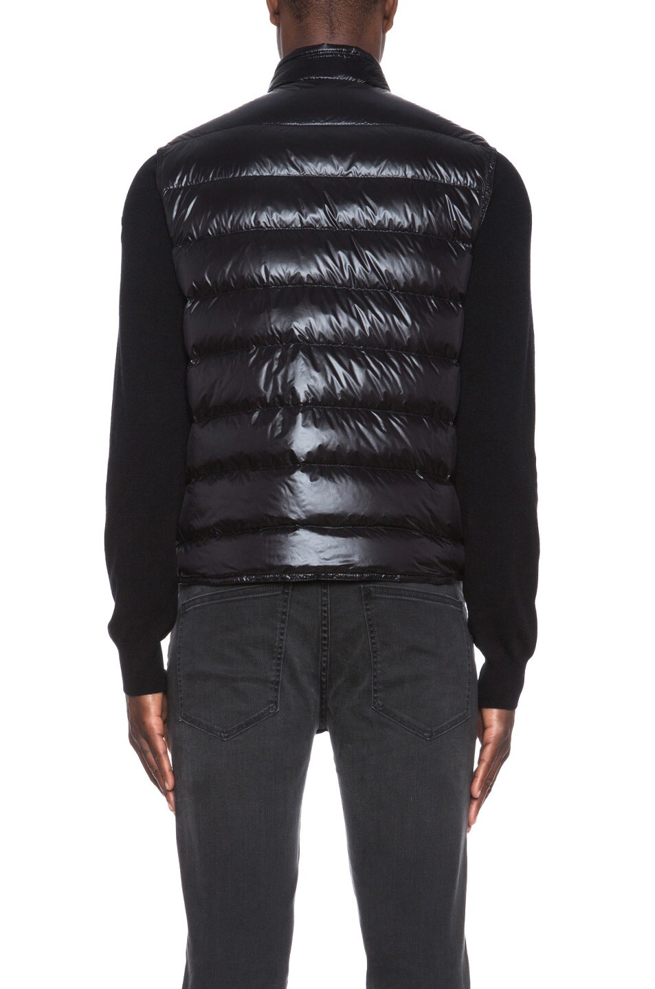 Image 5 of MONCLER Gui Polyamide Jacket in Black