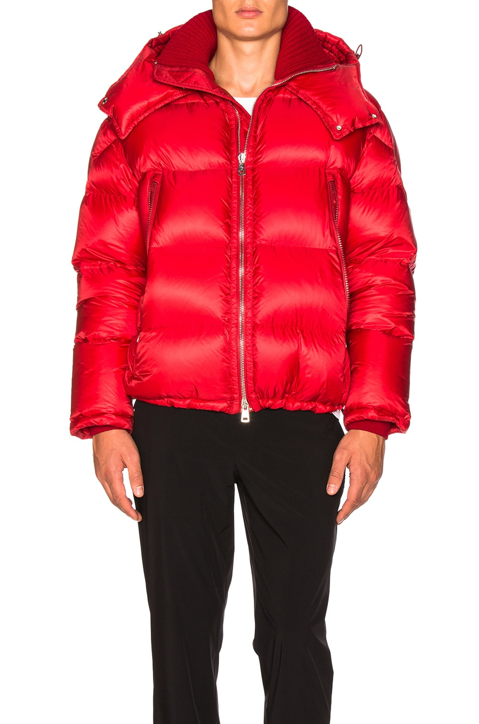 Image 2 of Moncler Pascal Jacket in Red