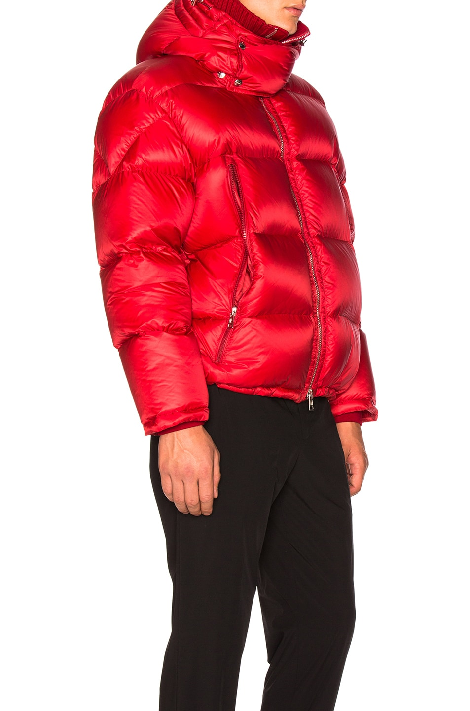 Image 3 of Moncler Pascal Jacket in Red
