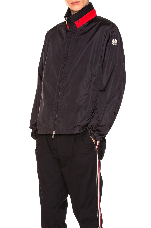 Image 1 of Moncler Goulier Jacket in Black