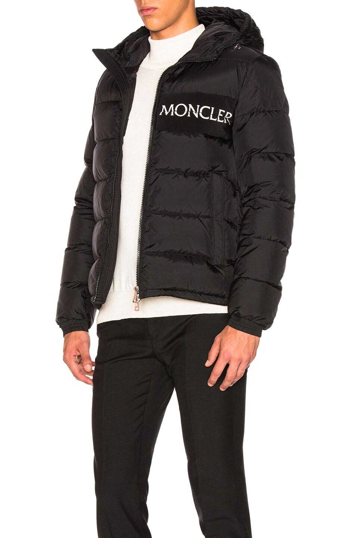 24585cf19 Moncler Aiton Jacket in Black | FWRD