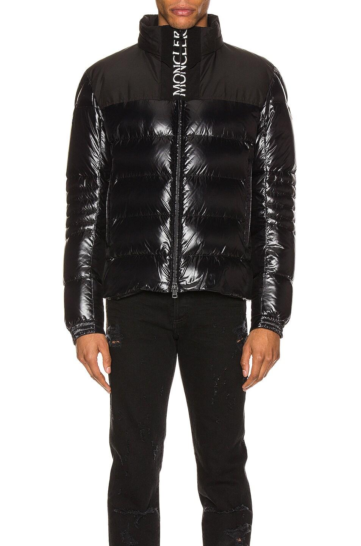 Image 1 of Moncler Bruel Jacket in Black