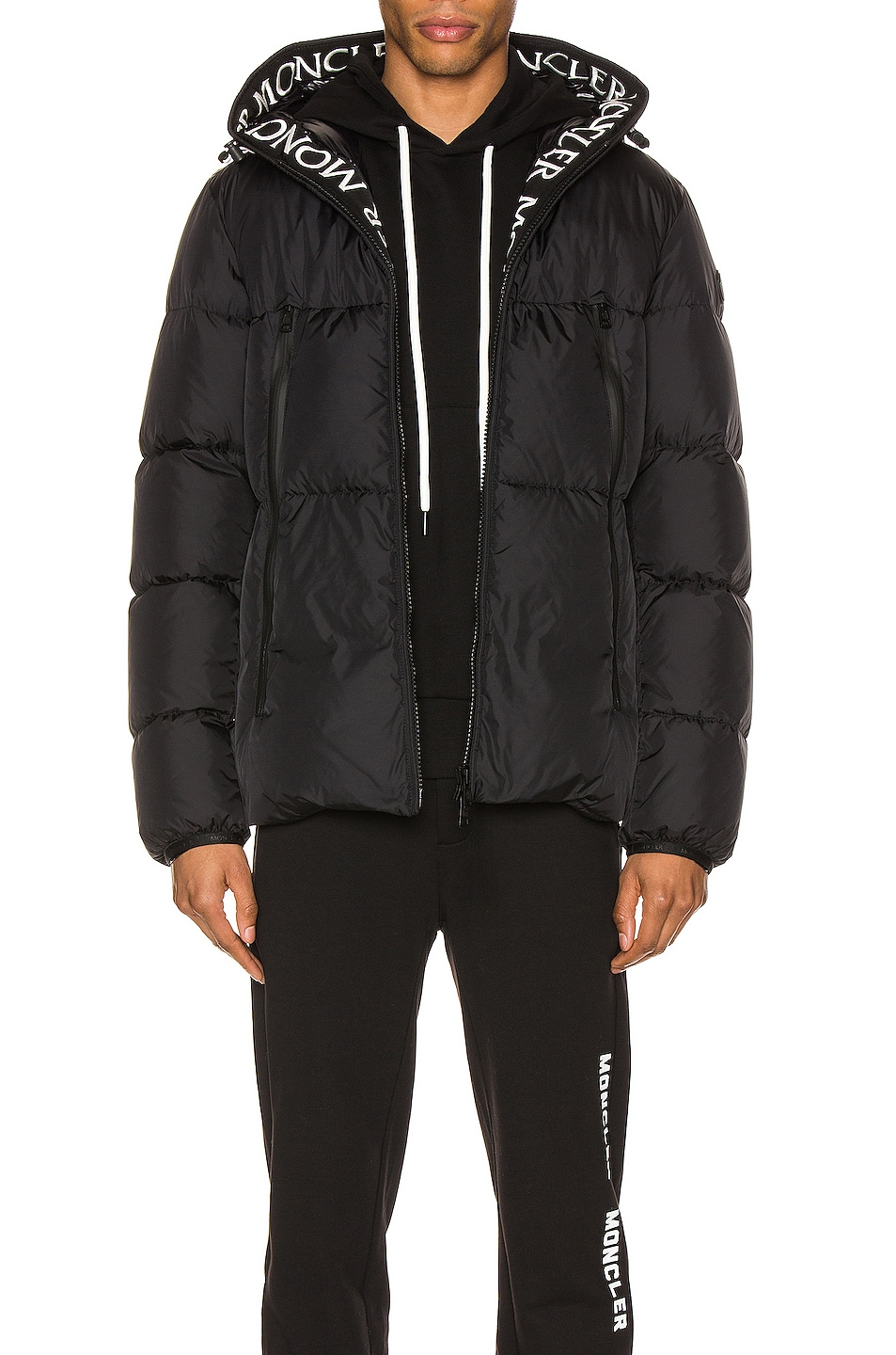 Image 2 of Moncler Montclar Jacket in Black