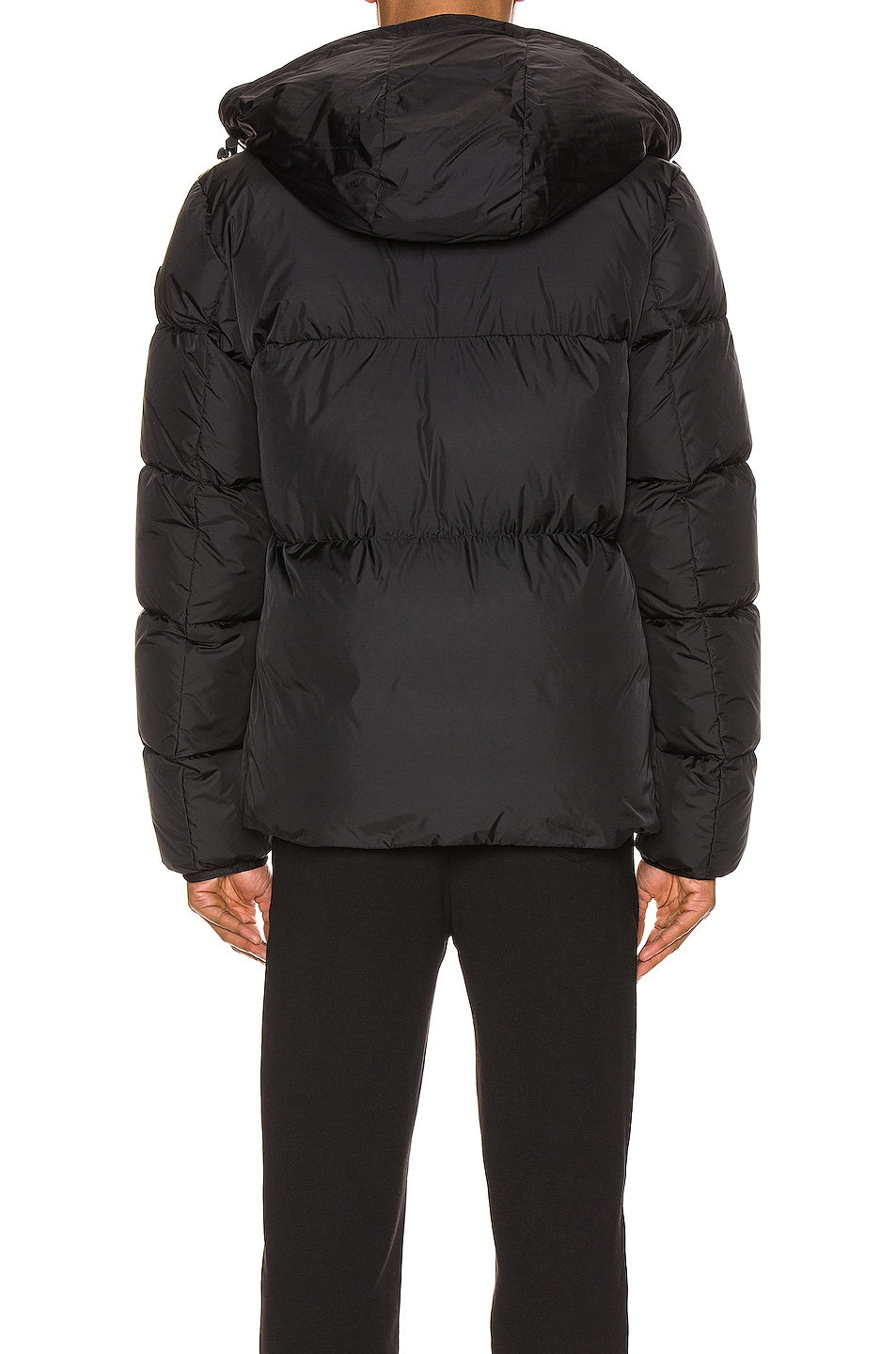 Image 5 of Moncler Montclar Jacket in Black