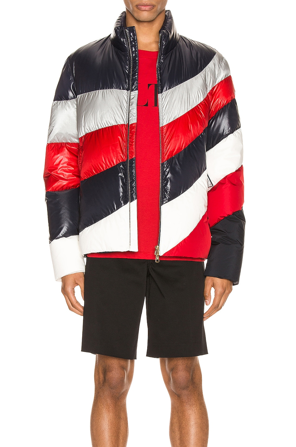 Image 1 of Moncler Argentiere Jacket in Multi
