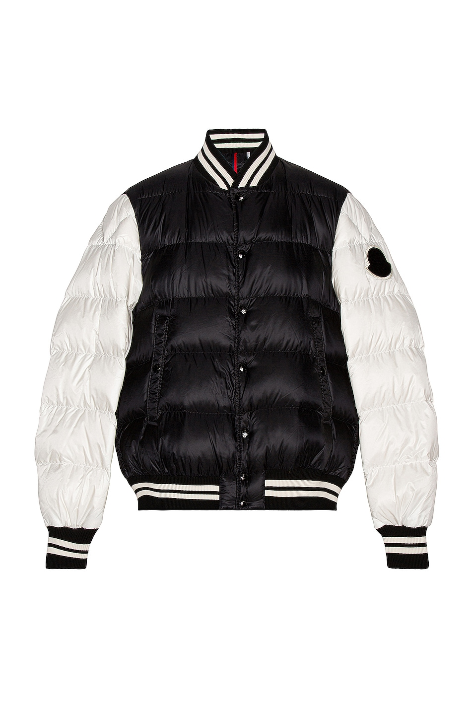 Image 1 of Moncler Beaufortain Puffer Jacket in Black
