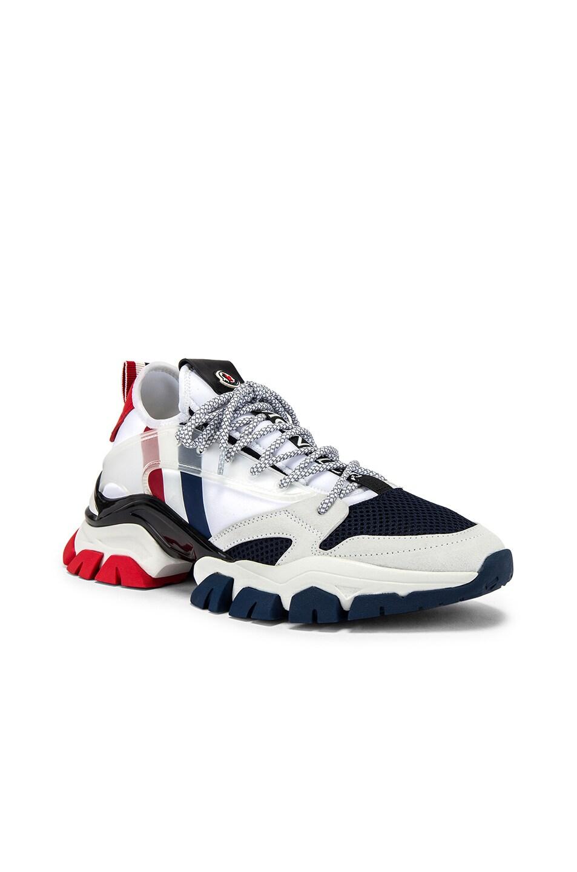 Image 1 of Moncler Trevor Scarpa Sneaker in White