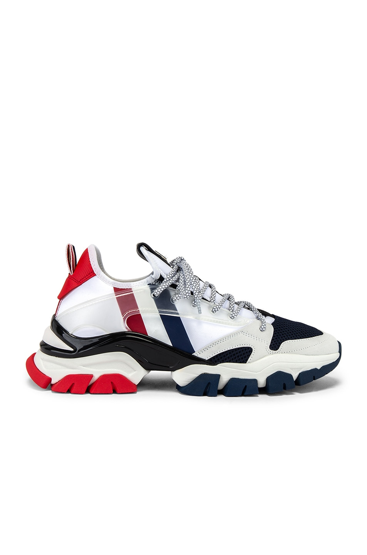 Image 2 of Moncler Trevor Scarpa Sneaker in White