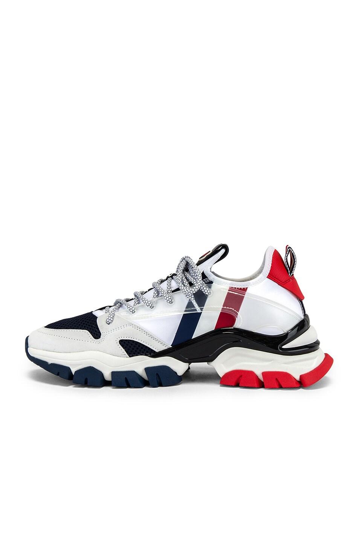 Image 5 of Moncler Trevor Scarpa Sneaker in White