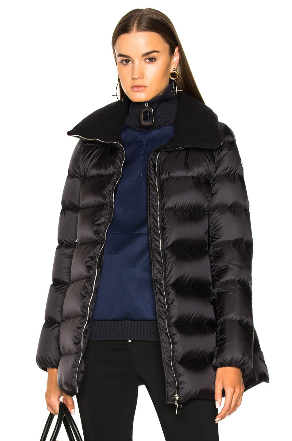 Image 1 of Moncler Torcyn Jacket in Black