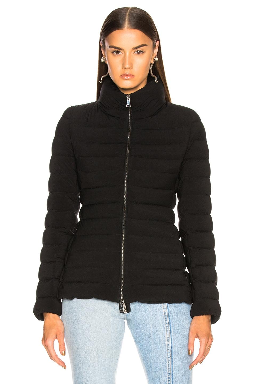 Image 2 of Moncler Guillemot Giubbotto Jacket in Black