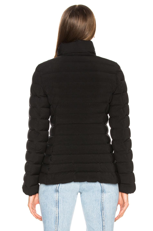 Image 4 of Moncler Guillemot Giubbotto Jacket in Black