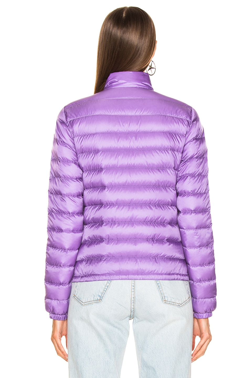 Image 5 of Moncler Lans Jacket in Lavender