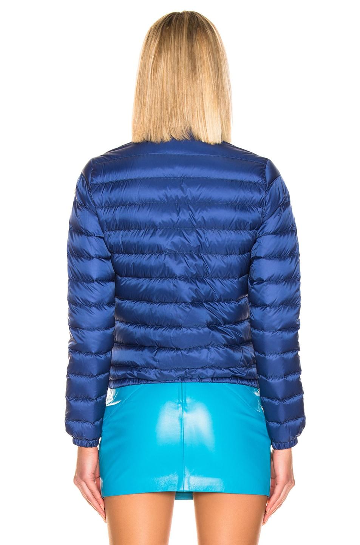Image 5 of Moncler Lans Jacket in Sport Blue