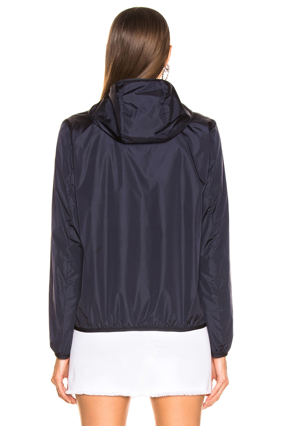 Image 5 of Moncler Vive Jacket in Navy