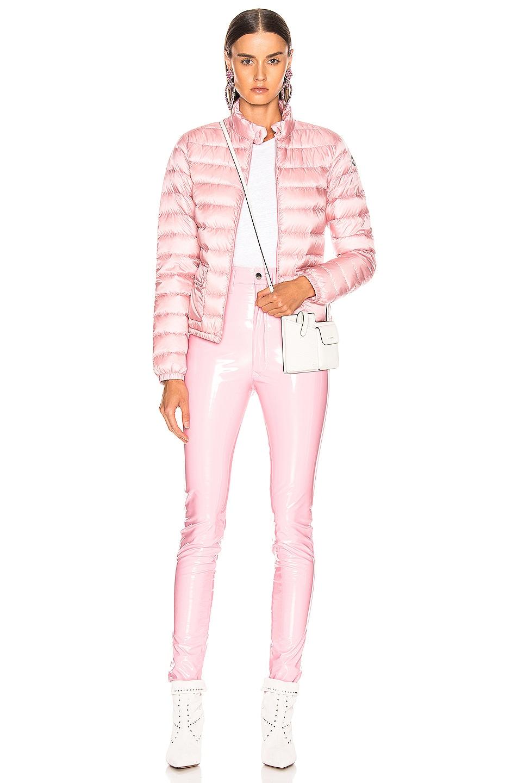 Image 6 of Moncler Lans Jacket in Blush