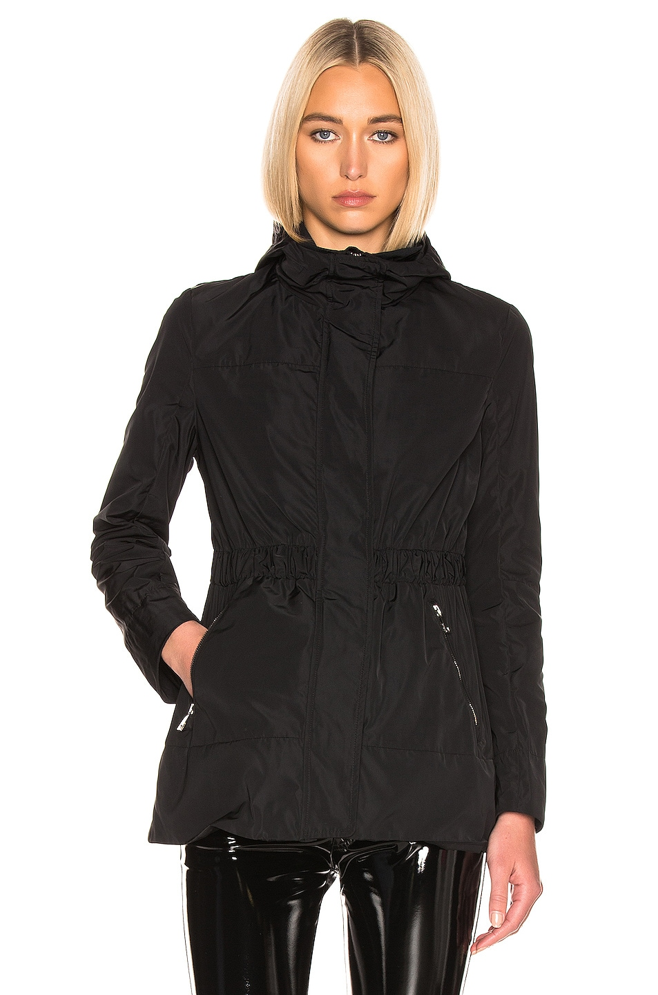 Image 2 of Moncler Disthene Jacket in Black