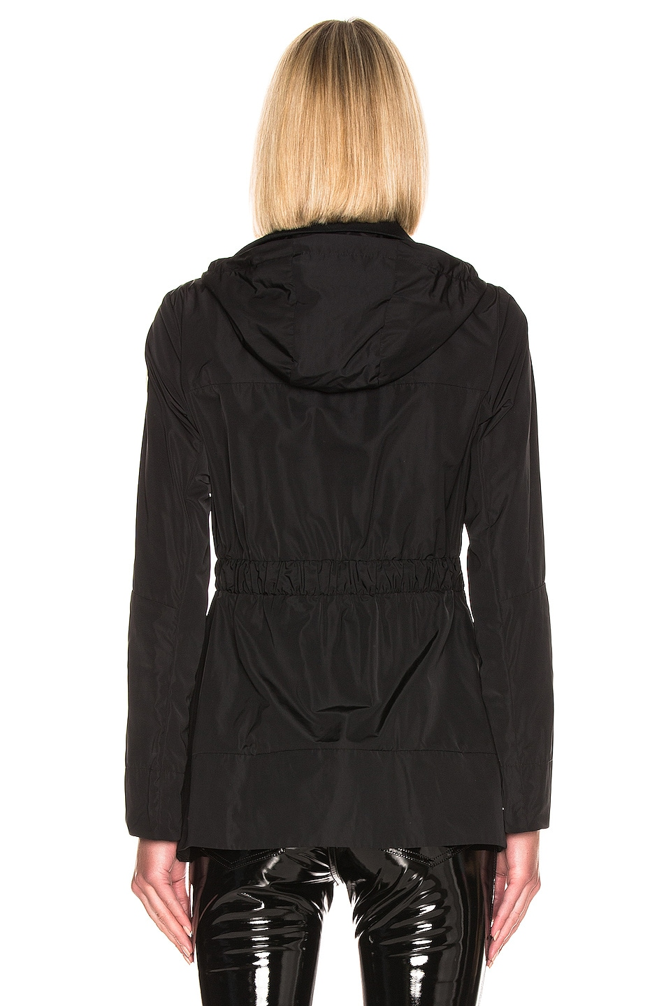 Image 4 of Moncler Disthene Jacket in Black