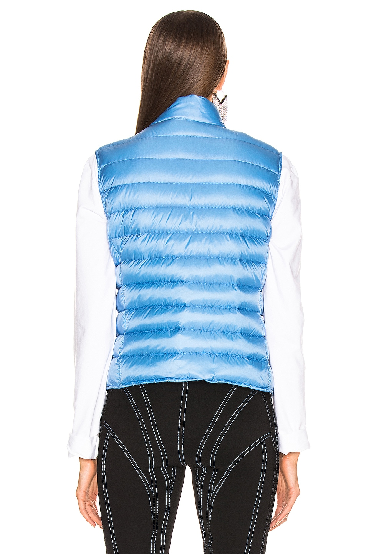 Image 4 of Moncler Liane Vest in Blue