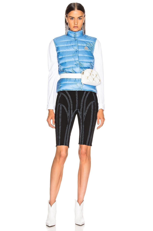 Image 5 of Moncler Liane Vest in Blue