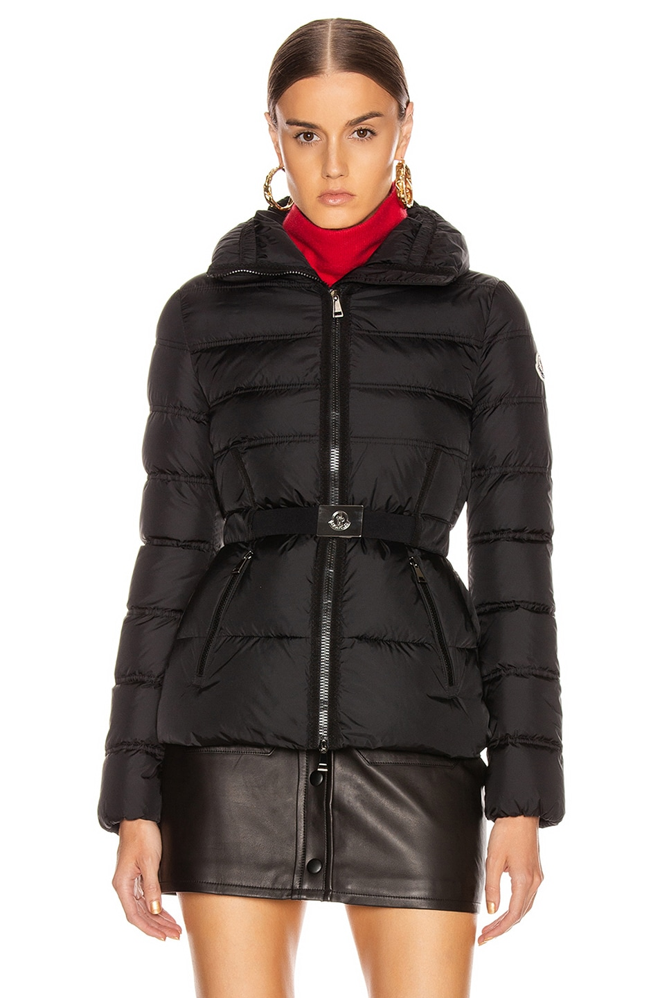 Image 1 of Moncler Alouette Jacket in Black