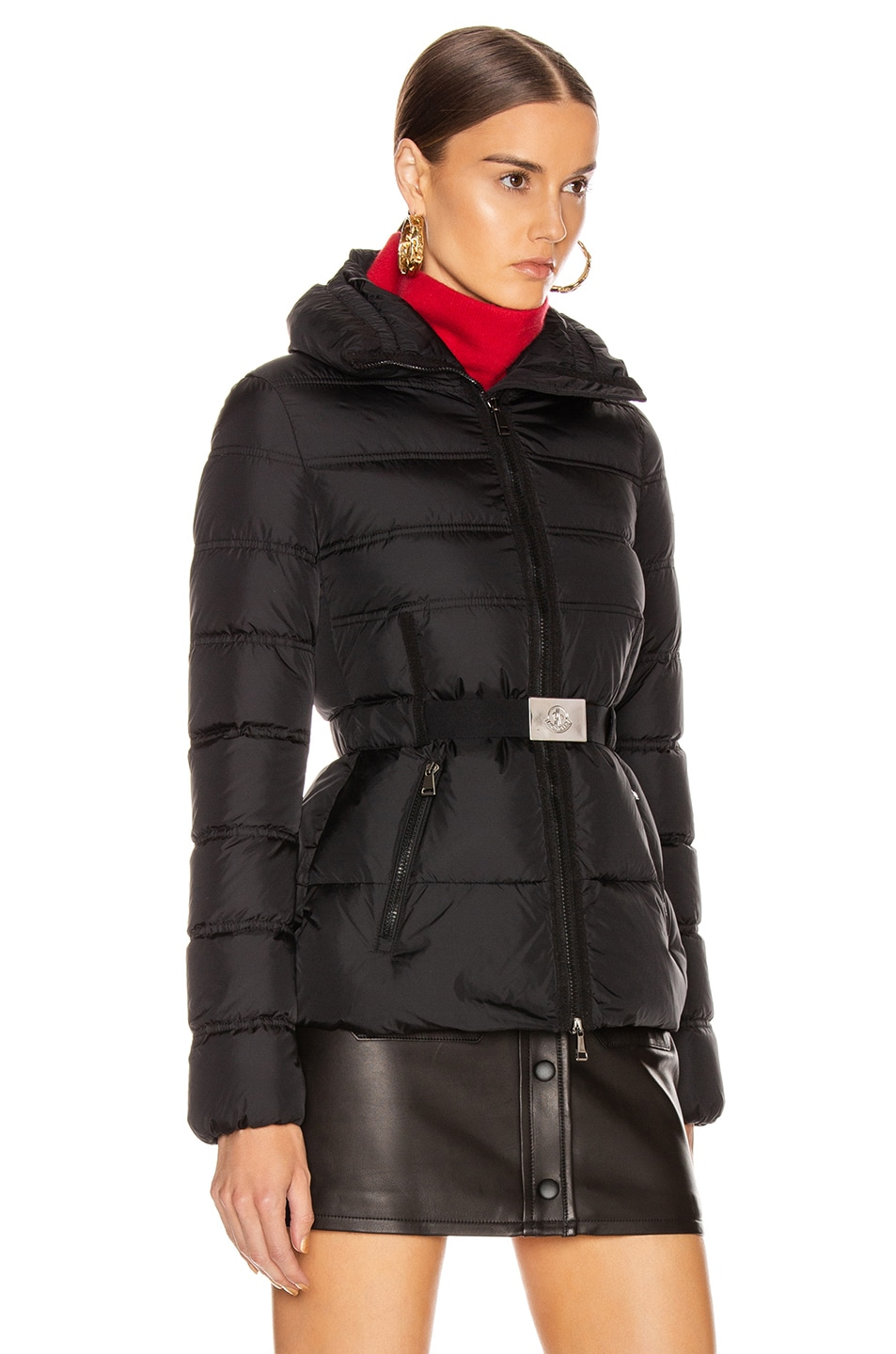 Image 3 of Moncler Alouette Jacket in Black
