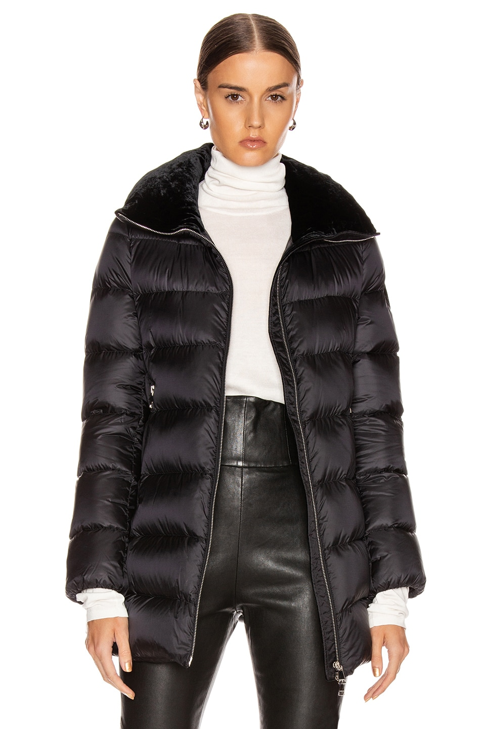 Image 1 of Moncler Torcon Jacket in Black