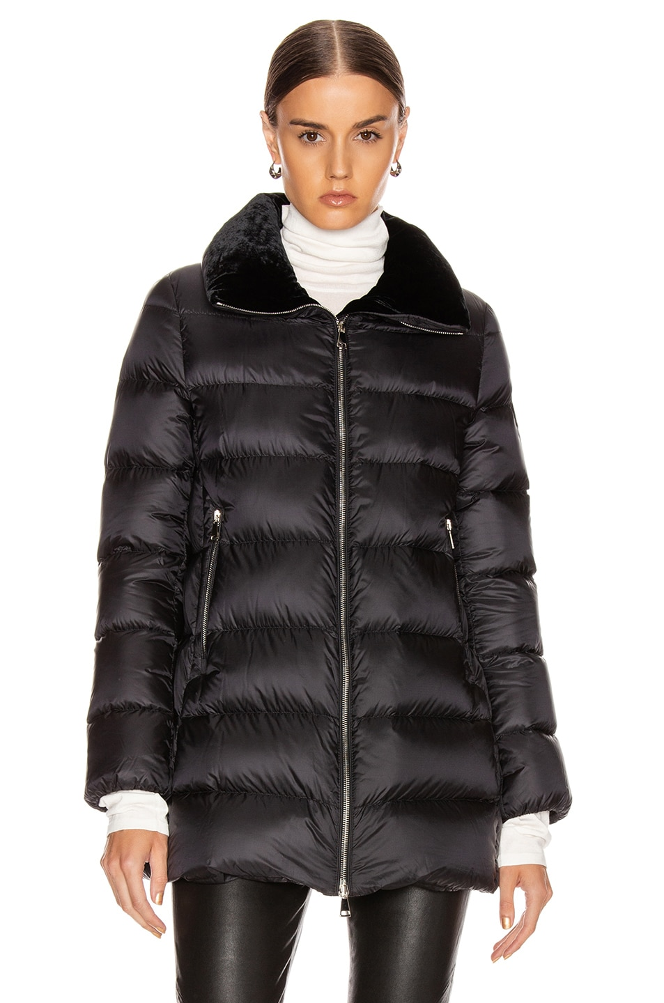 Image 2 of Moncler Torcon Jacket in Black