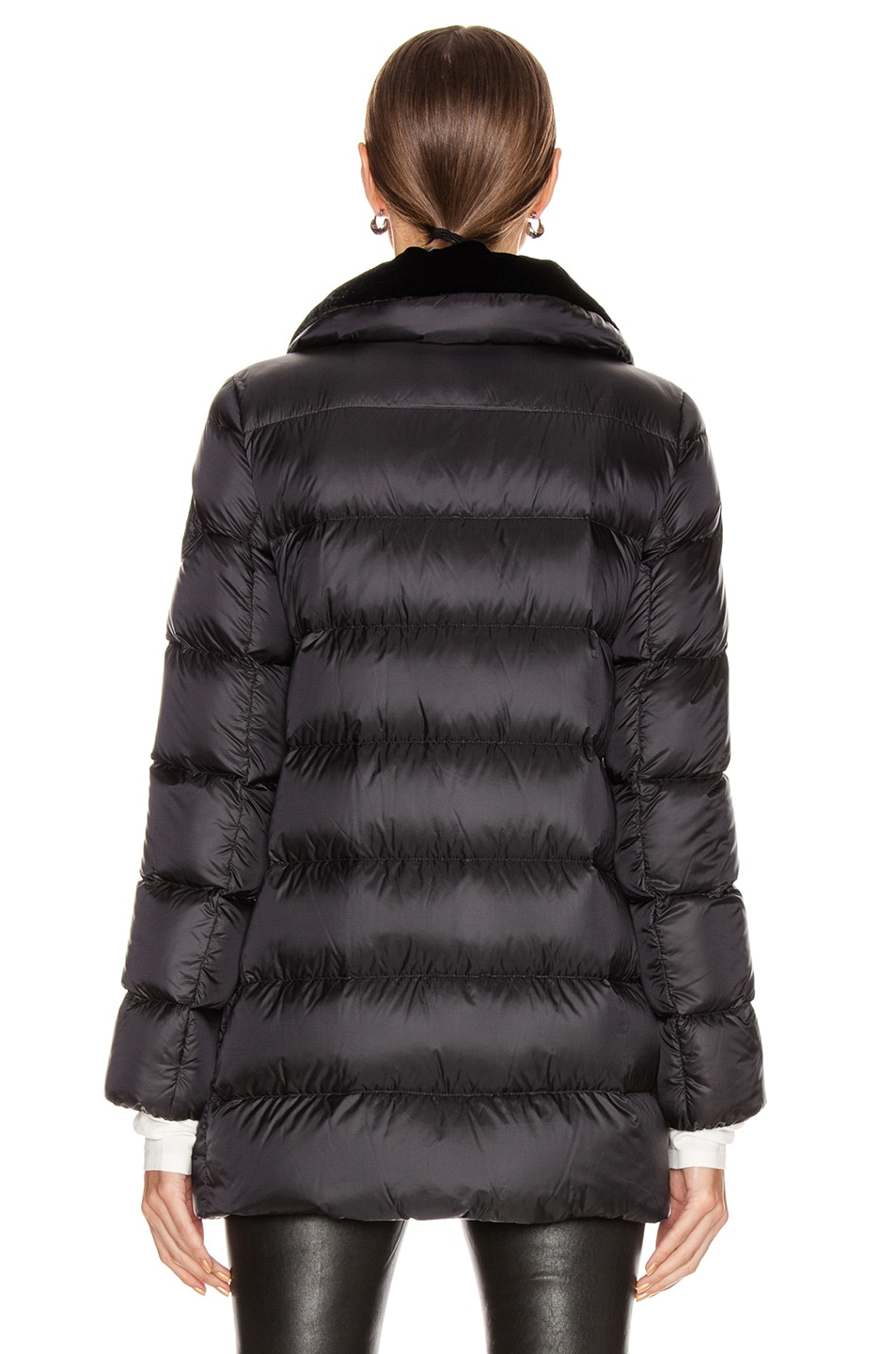 Image 5 of Moncler Torcon Jacket in Black