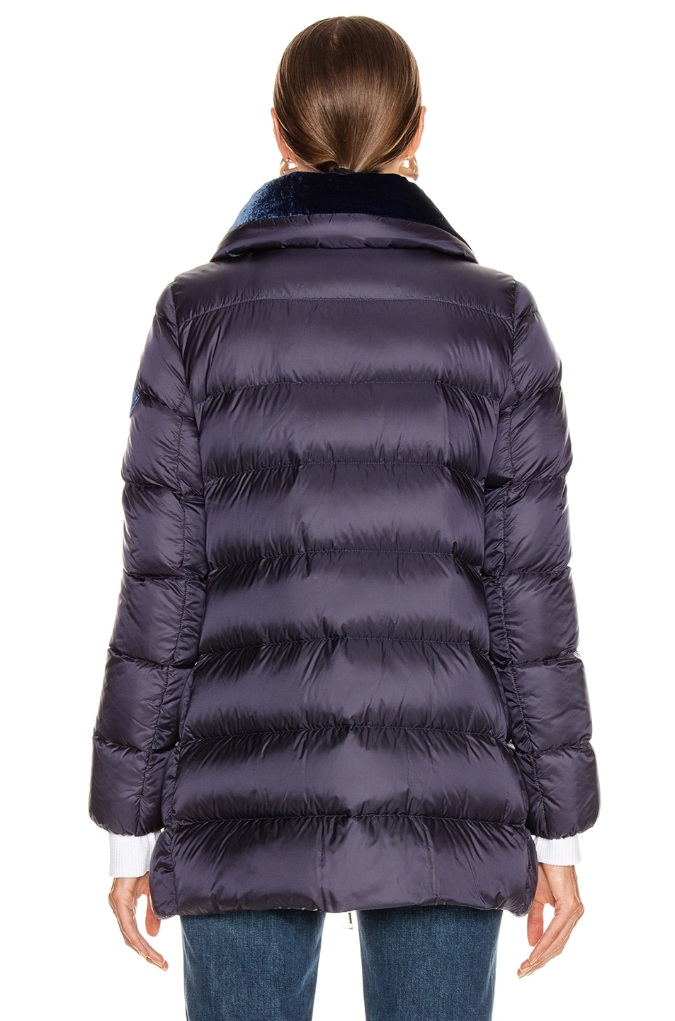 Image 5 of Moncler Torcon Jacket in Navy