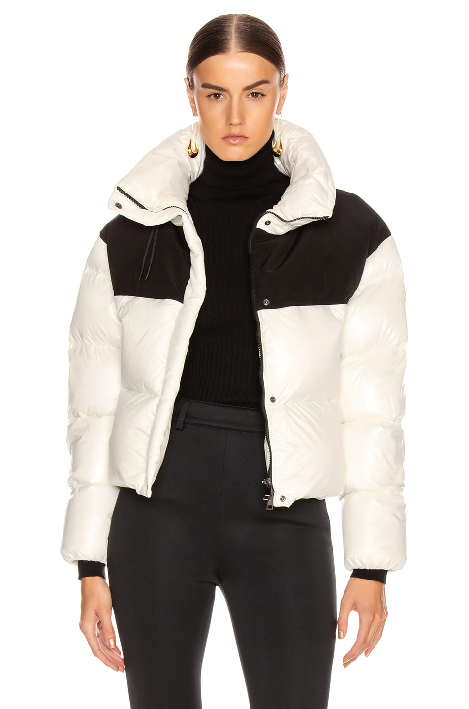 Image 1 of Moncler Nil Jacket in White