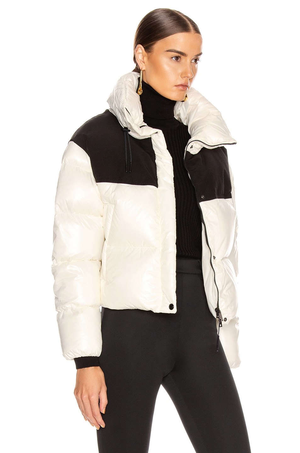 Image 3 of Moncler Nil Jacket in White