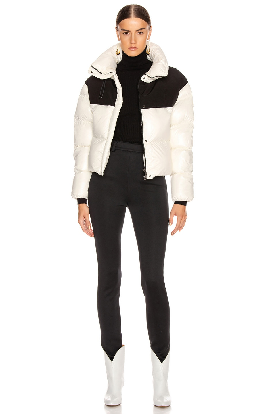 Image 6 of Moncler Nil Jacket in White