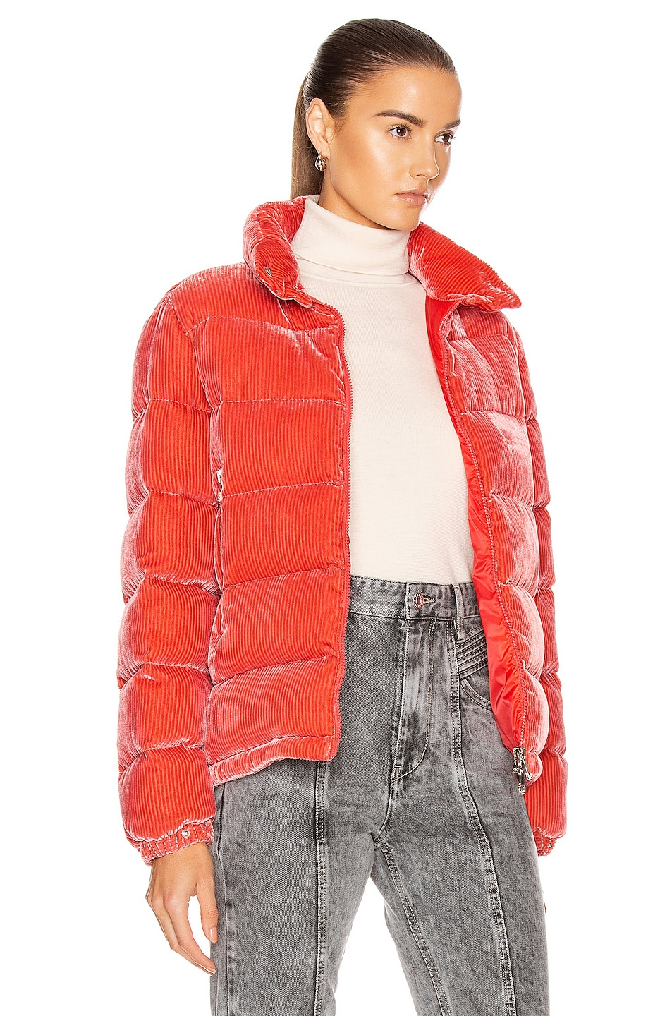 Image 3 of Moncler Copenhague Giubbotto Jacket in Pink
