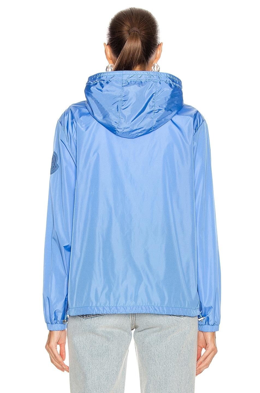 Image 5 of Moncler Alexandrite Giubbotto Jacket in Blue