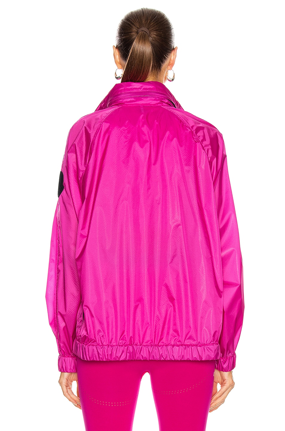 Image 5 of Moncler Groseille Giubbotto Jacket in Pink