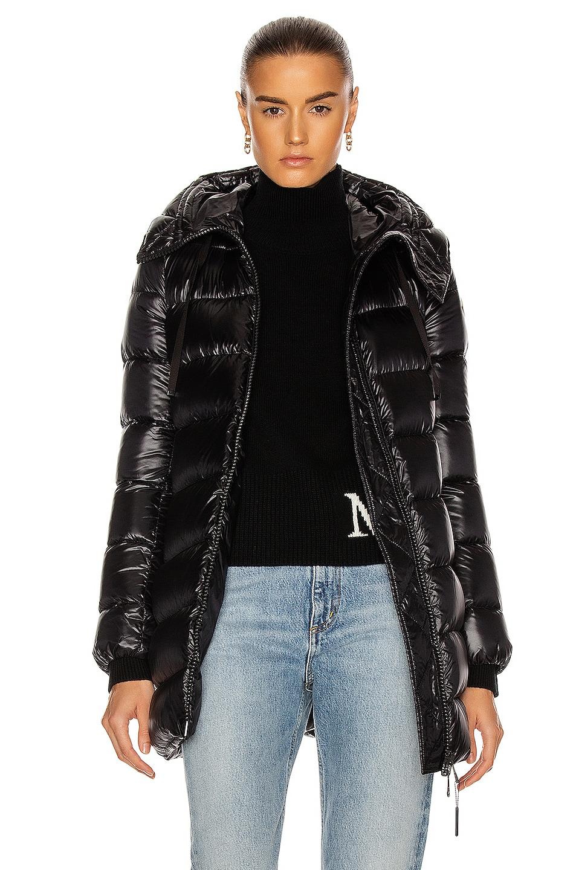 Image 1 of Moncler Suyen Jacket in Black
