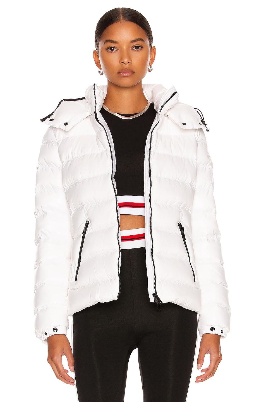 Image 1 of Moncler Bady Jacket in White