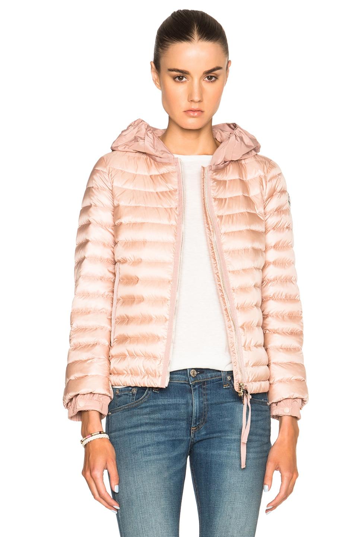 Image 1 of MONCLER Emissole Jacket in Blush