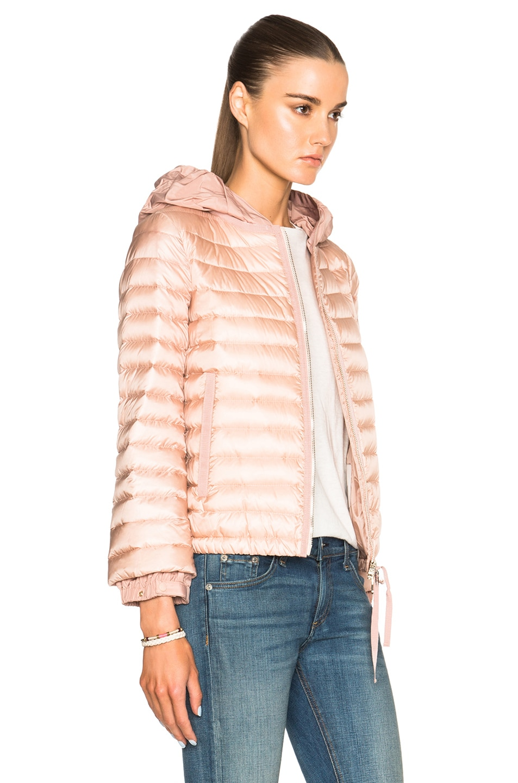 Image 4 of Moncler Emissole Jacket in Blush