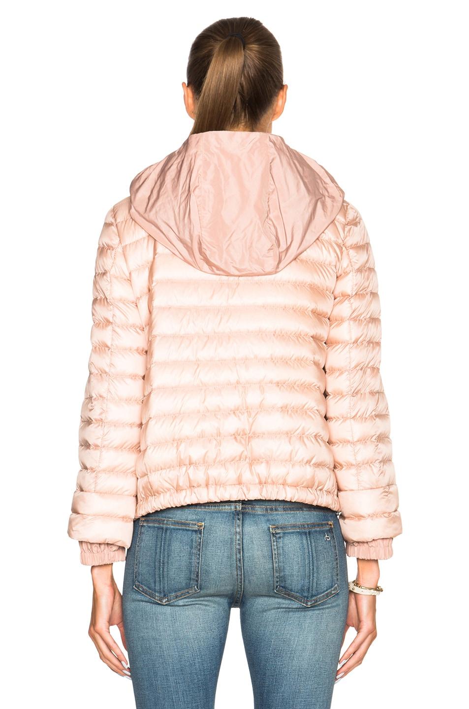 Image 5 of Moncler Emissole Jacket in Blush