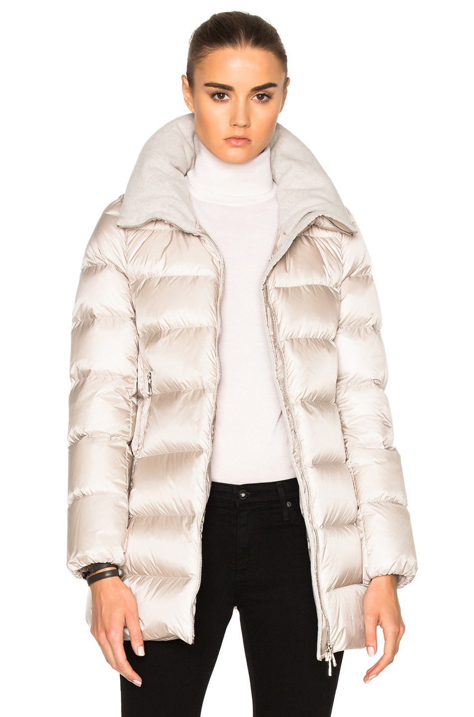 Image 1 of Moncler Torcyn Jacket in Beige