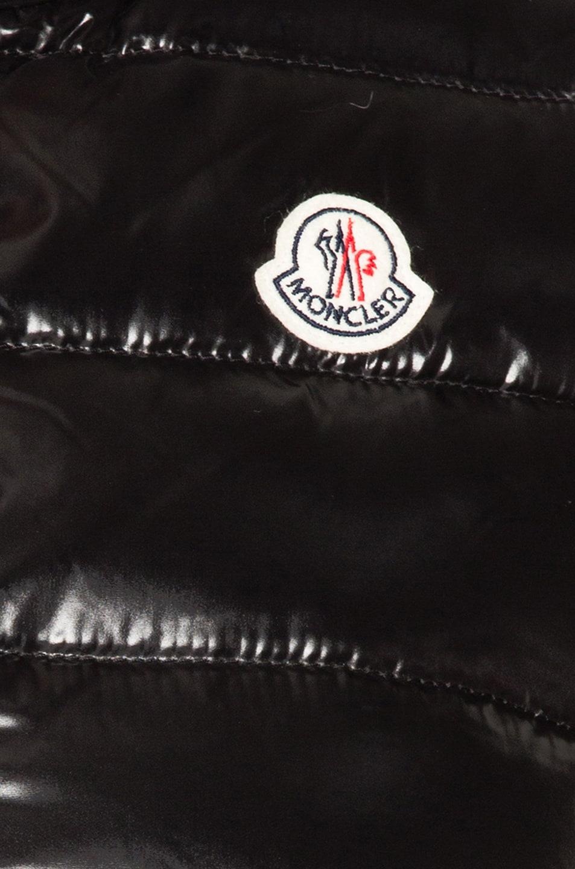 Image 7 of Moncler Ghany Gilet Vest in Black