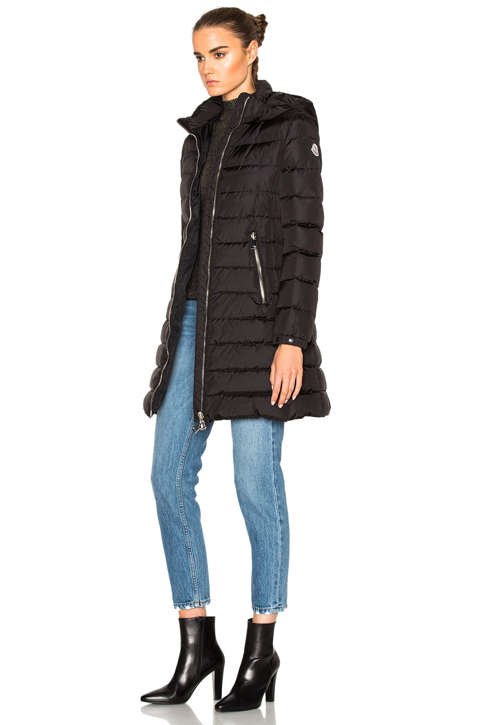 Image 3 of Moncler Orophin Giubbotto Jacket in Black