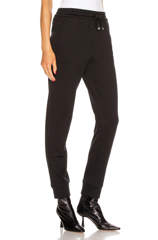 Image 3 of Moncler Pantalone Sweatpant in Black
