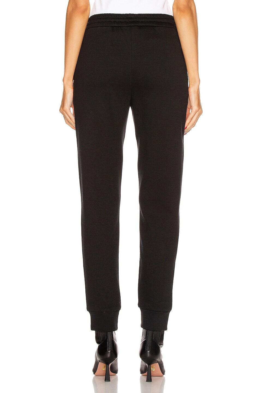 Image 4 of Moncler Pantalone Sweatpant in Black