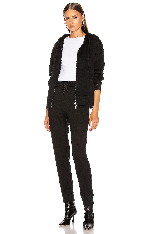 Image 5 of Moncler Pantalone Sweatpant in Black
